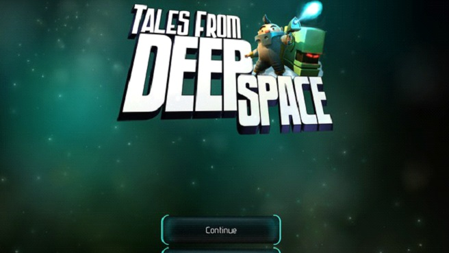 tales from deep space