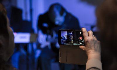Hoe film je met een smartphone