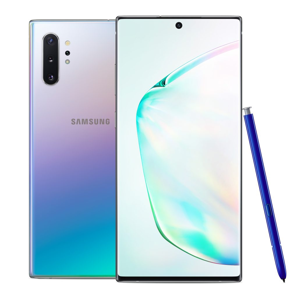 Galaxy Note 10 verwachtingen
