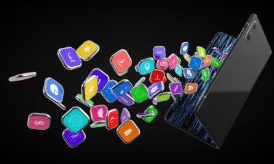 de nieuwe vouwbare smartphones