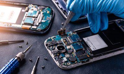 zelf een smartphone repareren