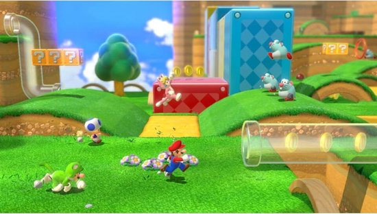Super Mario 3D World & Bowser's Fury gameplay