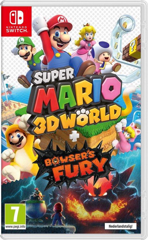 Super Mario 3D World & Bowser's Fury