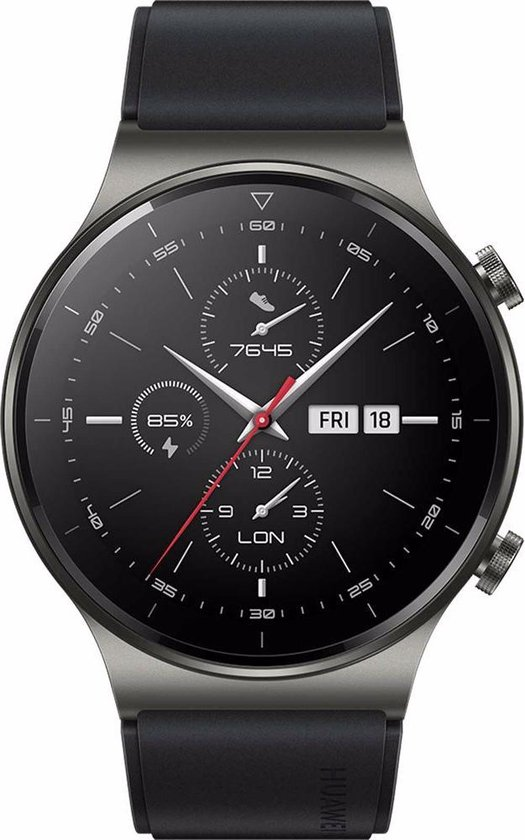Huawei Watch GT 2 Pro uit de top 5 beste smartwatches van 2021