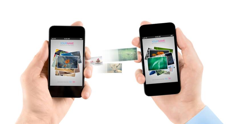 apps van je oude iPhone over op een nieuwe