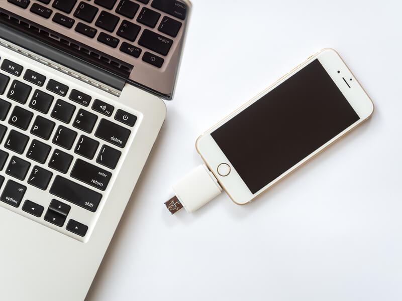bestanden en apps van je oude iPhone over op een nieuwe