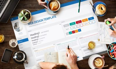 webdesign template