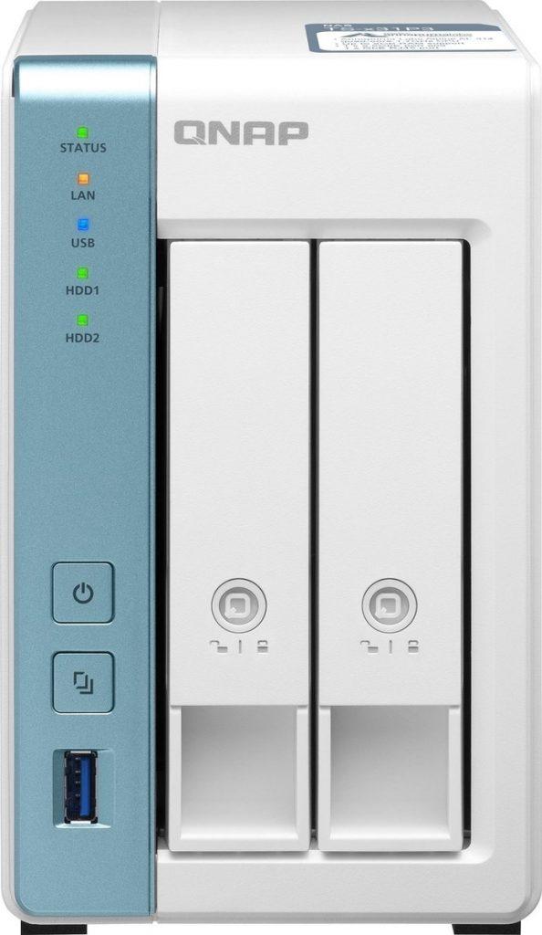 QNAP TS-231P3-4G NAS-server